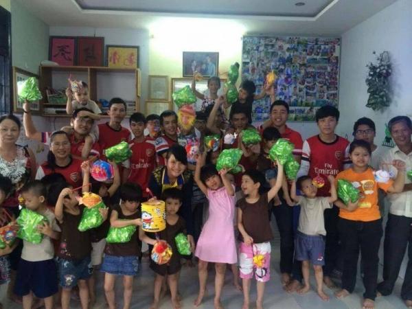 Отец из вьетнама спасает сотни малышей от абортов